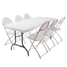 party chairs and tables for rent prairie party rental tables