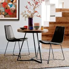 Emmerson Reclaimed Wood Café Table West Elm - West elm emmerson reclaimed wood dining table