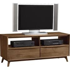 Tv Tables For Flat Screens Modern Tv Stands Entertainment Centers Allmodern