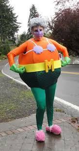 Mermaidman Barnacle Boy Halloween Costume Mermaid Man Barnacle Boy Invisible Boatmobile Silly
