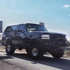prerunner bronco suspension weld it yourself ford bumper move
