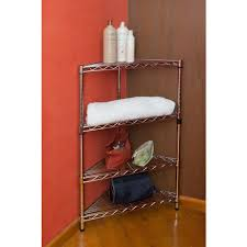 Bathroom Corner Shelving Unit Book Of Bathroom Corner Storage Units In Germany By Eyagci