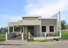 modern bungalow house design nice modern bungalow house plans in philippines modern house plan