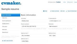 how to create cv or resume linkedin resume builder on linkedin labs size of