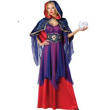 game of thrones costume gypsy mystical sorceress fortune