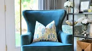Teal Blue Accent Chair Accent On Chairs Furniture Today Regarding Peacock Blue Accent