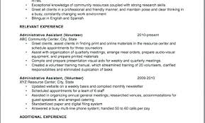 volunteer resume template hospice volunteer resume volunteer resume template community