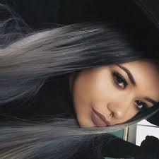 the 25 best black and silver hair ideas on pinterest black and