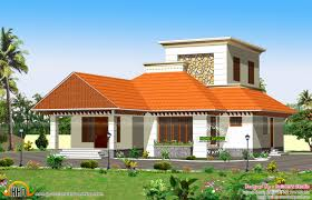 one floor 1600 sq ft house kerala home design and floor plans