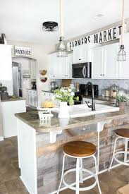 kitchen top of cabinets decor decorating above kitchen cabinets 10 ways
