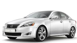 lexus models 2008 lexus is facelift priced cheaper than previous model u k