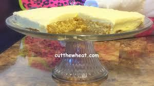 lovely lemon cake grain free gluten free sugar free low carb
