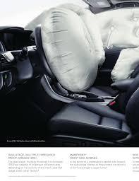 honda accord airbags 2013 honda accord brochure