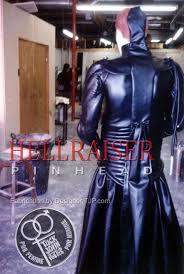 hellraiser pinhead suit fabrication by designer tjp
