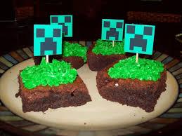 minecraft cupcake ideas minecraft cakes and cupcakes
