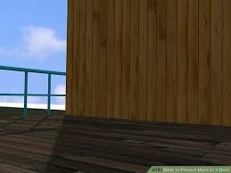 how to prevent mold on a deck 4 steps with pictures wikihow