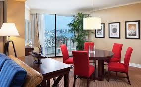 San Diego Dining Room Furniture by Governor U0027s Suite Marina Tower Sheraton San Diego Hotel U0026 Marina