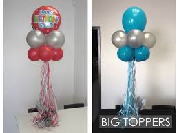 balloon centerpiece ideas balloon centerpieces arrangements orange county ca signature