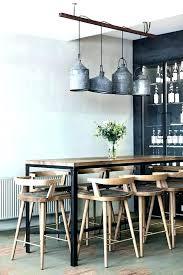 ikea table cuisine haute cuisine style industriel bois table cuisine industrielle table de