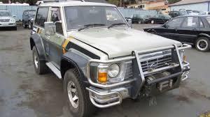 nissan safari nissan safari patrol 1989 f5 4 2cc diesel pto winch 100 000