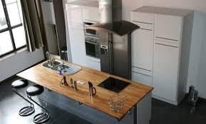 cuisine centrale le mans design cuisine ilot centrale avec table le mans 4848 cuisineaz