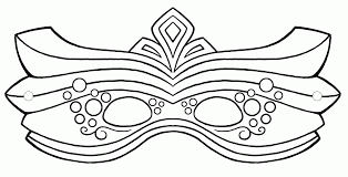 printable tiki mask coloring pages coloring