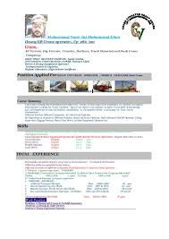 light equipment operator job description cv muhammad nazir crane operator new cv