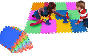 tappeti puzzle tappeto puzzle con 10 pezzi groupon goods