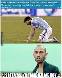 Argentina Memes - mir磧 infaltables memes tras la derrota argentina en la final de la