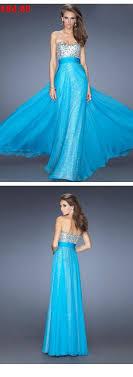 a linie herzausschnitt knielang chiffon brautjungfernkleid mit kreuz gefaltet p538 die besten 25 blaue abendkleider ideen auf blaues