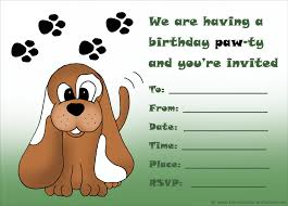Printable Birthday Party Invitation Cards Kids Birthday Party Invitations Free U0026 Printable 1st Birthday