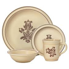 pfaltzgraff village 32 piece dinnerware set