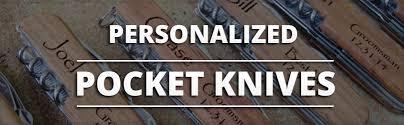 Monogrammed Pocket Knife Personalized Pocket Knives Knife Informer