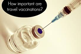 Travel Vaccinations images How important are travel vaccinations jpg