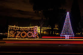 folsom zoo christmas lights 2017 wild nights and holiday lights presented by folsom city zoo