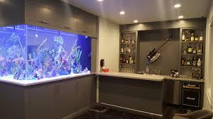 Staten Glass Corner Desk by Aquariums Aqua Creations