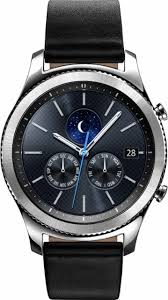 best black friday deals on smartwatch samsung gear s3 classic smartwatch 46mm silver sm r770nzsaxar