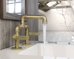 Industrial Bathroom Fixtures Decoration Vintage Decorating Use Industrial Sink And Faucet
