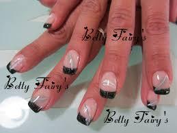 deco ongle en gel noir et blanc ongles naturel tous les messages sur ongles naturel page 98