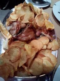 cuisine du cochon cochon de lait grille pour 2 picture of pedro dos frangos porto
