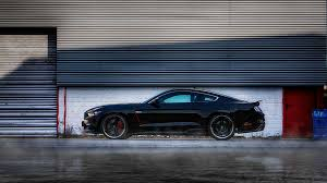 mustang tuner german tuner wrings out 705 horsepower ford mustang gt autoevolution
