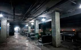 the shelter the shelter former shanghai bomb shelter transformed into a