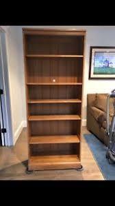 Bookcase Maple Maple Bookcase Ebay