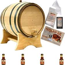 black friday whiskey deals amazon com outlaw kit from american oak barrel make your own