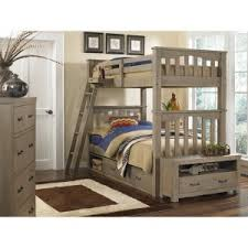Twin Over Twin Bunk Beds With Trundle by Twin Over Twin Bunk Beds On Hayneedle Twin Bunk Beds