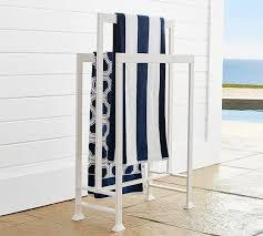 Drape Towel Pool Towel Valet