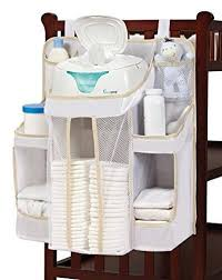 cribs with changing table and storage nursery organizer and baby diaper hanging diaper organization