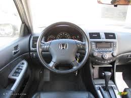 honda accord 2003 black 2003 honda accord ex sedan black dashboard photo 38085268