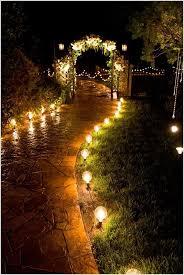 wedding lighting ideas 10 outdoor wedding walkway lighting ideas