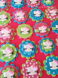 hello cupcake toppers 58 best cupcake cookie toppers images on cupcake